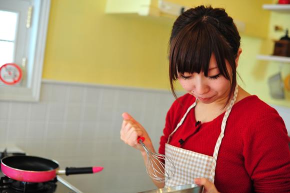 らでぃっしゅぼーやの白菜をざく切りにしてレンジで加熱、ポン酢をかければ美味