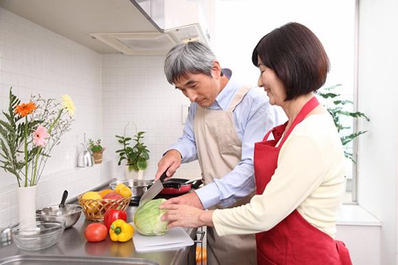 健康に気を使うようにお医者さんに言われて、らでぃっしゅぼーやの有機野菜宅配を利用