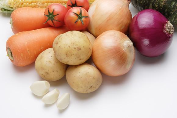 農薬や添加物を使わないらでぃっしゅぼーやの有機野菜は栄養価に優れている