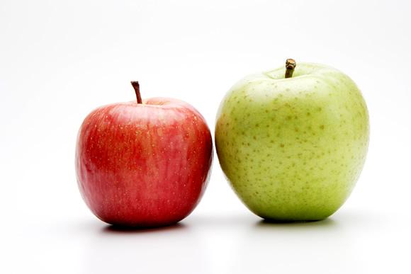 オイシックスの訳ありリンゴはジューシーで甘くて味が濃厚!最高に美味しい