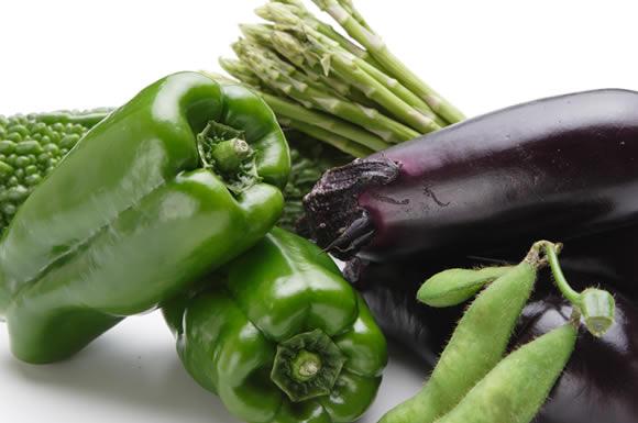 野菜三種モリ