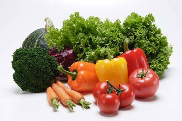 野菜のフルコース