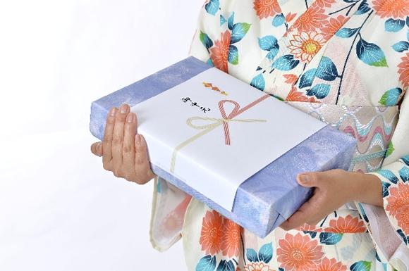 お中元やお歳暮などの贈り物