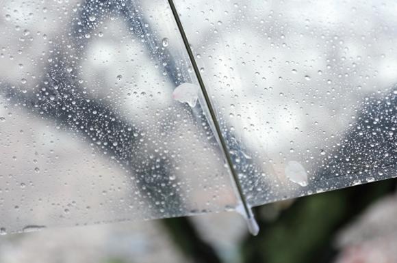 悪天候の日のイメージ画像