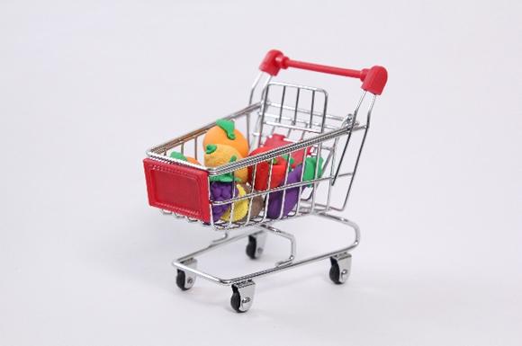 即日配達が可能なネットスーパーのイメージ