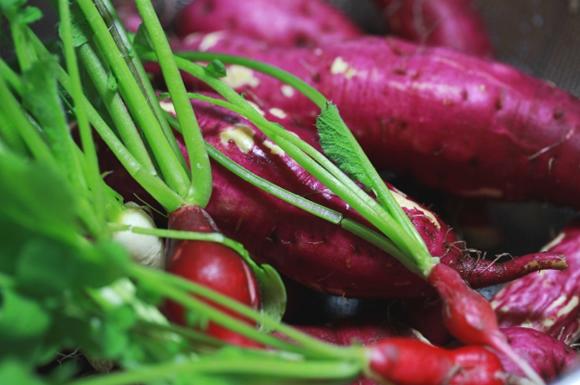 鮮度よくや傷みの少ない野菜