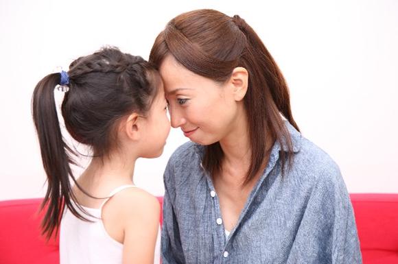お母さんと娘