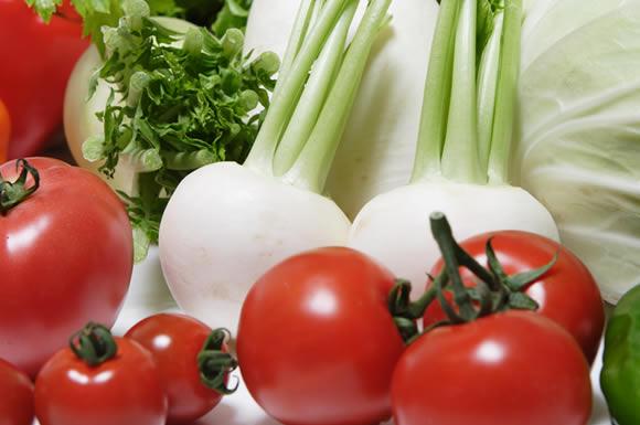 話題の美味しい野菜が食べたい!みつトマトやピーチかぶなどOisixの注目野菜